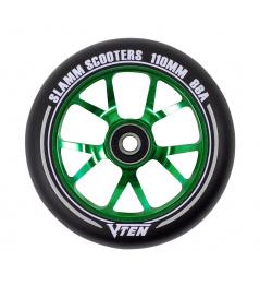 Rueda Slamm 110mm V-Ten II Verde