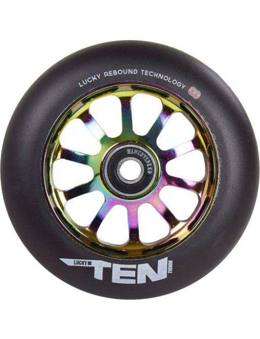 Lucky TEN 110 mm Rainbow Wheel
