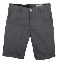 Pantalones cortos Volcom Frckn Mdn charcoal heather 2018 vell.36