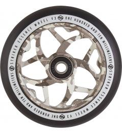 Wheel Striker Essence V3 Negro 110mm Snow Camuflaje