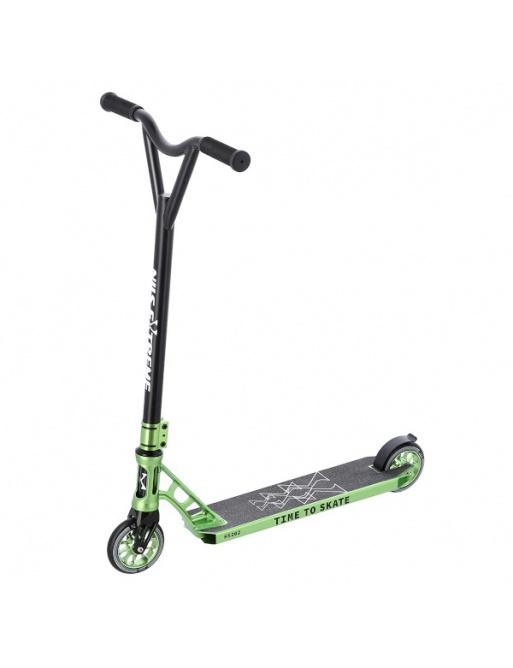 Freestyle koloběžka NILS Extreme HS202 Pro zelená