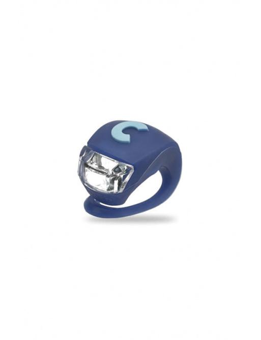 Flasher Micro Deluxe Azul Oscuro