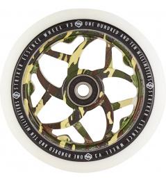 Wheel Striker Essence V3 Blanco 110mm Camuflaje