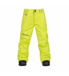 Pantalones Horsefeathers Spire lime 2019/20 niños vell.L