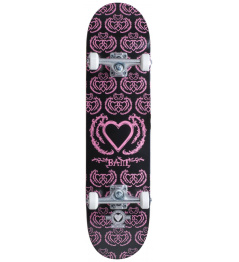"Patineta Heart Supply Bam 8 ""United Negro Violeta"