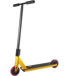 North Switchblade 2021 Freestyle Scooter (amarillo y negro mate)