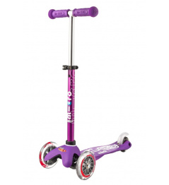 Mini Micro Deluxe Púrpura