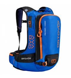 Mochila Ortovox Free Rider 22 azul Avabag KIT