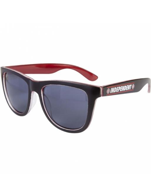 Gafas Independent Shear negro / rojo 2020
