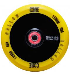 Rueda de scooter CORE Hollow V2 (110 mm | Amarillo)
