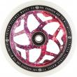 Rueda Striker Essence V3 Blanco 110mm Violeta Galaxy