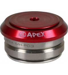 Auriculares Apex Integrated rojo