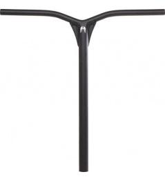 Ethic Dryade v.: Manillar negro 670 mm + adaptador de barra