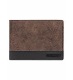 Cartera Quiksilver Mini Mo 818 csd0 chocolate marrón 2019/20
