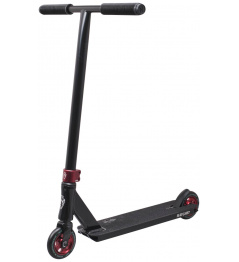 Patinete freestyle North Hatchet 2020 Negro y Rojo Vino