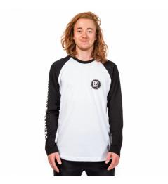 Camiseta Horsefeathers Nestor blanco 2017/18 vell.XL