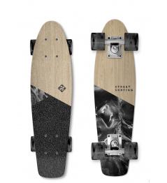 Street Surf Skateboard BEACH BOARD MADERA Dimensión