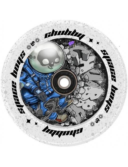 Rueda Chubby SpaceBoys 110mm Astronaught