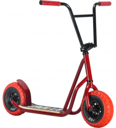 Rocker Rolla Big Wheel rojo