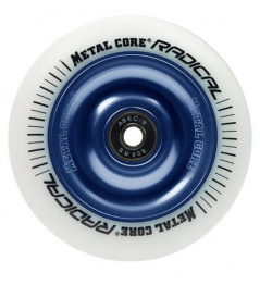 Metal Core Radical 110 mm fundición blanco