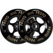 Ruedas Proto Gripper 110mm negro 2pcs