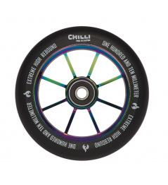 Llanta Chilli Rocky 110mm neocroma