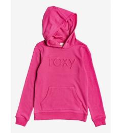 Sudadera Roxy Calm Vibes 496 mlb0 pink flambe 2020 niños vell.M Tamaño: M