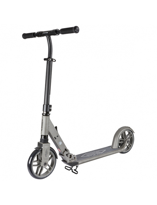SmartScoo Supreme scooter gris