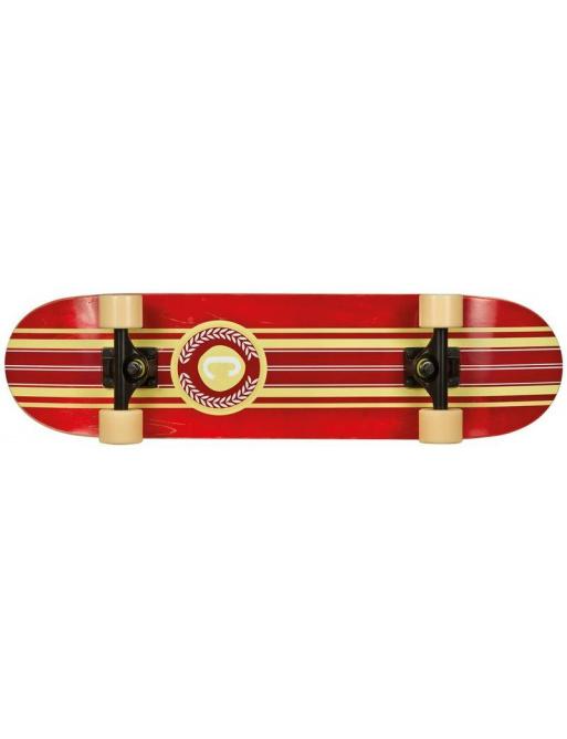Skateboard Choke Red Stripe