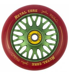 Modelo Metal Core PRO Johan Walzel Rueda verde 110 mm