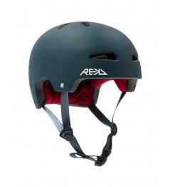 REKD Junior Ultralite In-Mold Helmet Blue XXS/XS 49-52cm