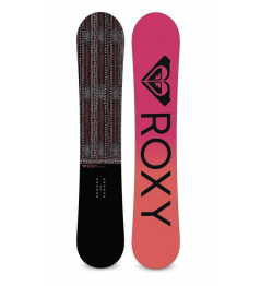 Tabla de snowboard Roxy Wahine Package Camber 2019/20 para mujer, talla 142cm