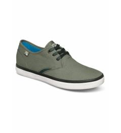Zapatos Quiksilver Shorebreak verde / verde / blanco 2015 vell.US8