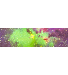 Blunt Galaxy verde griptape
