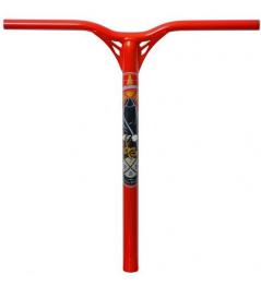 Manillar Blunt Reaper V2 naranja oscuro 600 mm