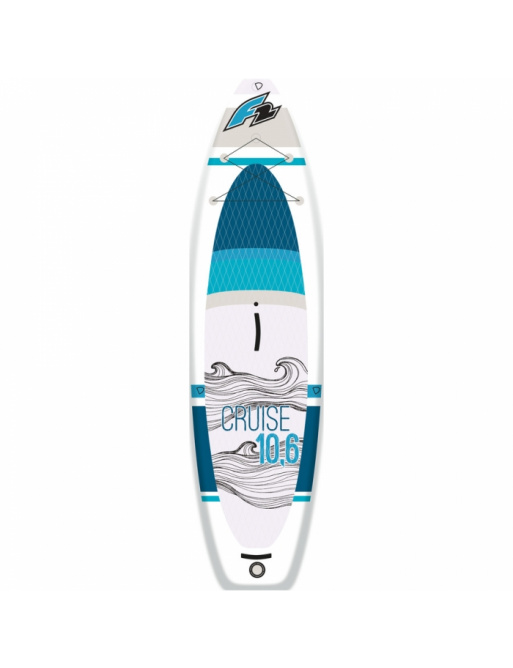 Paddleboard F2 WS Cruise 11'6''x33''x6'' ASSORTED 2020