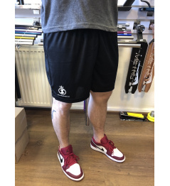 Scootshop.cz Shorts Logo negro
