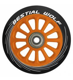 Bestial Wolf Pilot naranja rueda