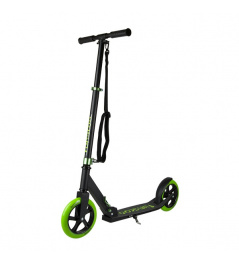 Funscoo 200 mm scooter plegable verde