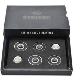 Rodamientos Striker Stealth 4-Pack ABEC 9