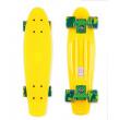 TABLERO DE PLAYA Summer Sun Skateboard Summer Sun, amarillo