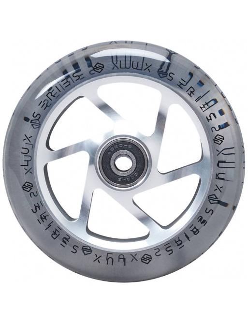 Wheel Striker Lux Clear 110mm plateado