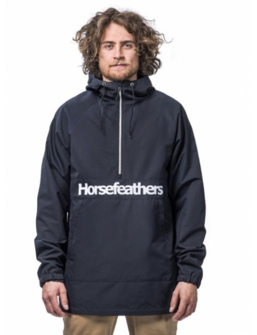 Bunda Horsefeathers Perch black 2020/21 vell.L