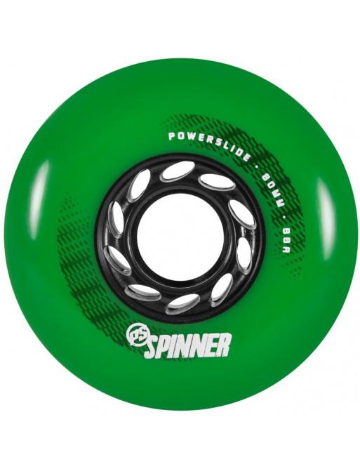 Kolečka Powerslide Spinner Green (4ks)