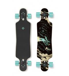 Street Surfing Wolf - serie de artistas de longboard