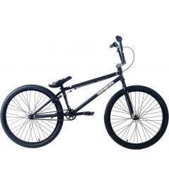 "Bicicleta BMX Colony Eclipse 24 ""2020 Cruiser Freestyle (24"" | Negro Pulido)"