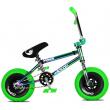 Wildcat Royal Original 2A Mini Rueda BMX (Verde   sin frenos)