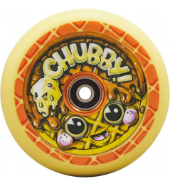 Rueda Chubby Melocore 110mm Waffle