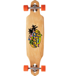 "RAD Longboard completo (35 ""| Isla de surf)"