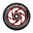 Rueda Bestial Wolf Twister 110mm rojo